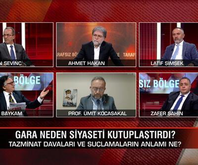 Gara neden siyaseti kutuplaştırdı? Kim HDP'nin yanında, kim mesafeli? HDP'nin kapatılması kime yarar? Tarafsız Bölge'de tartışıldı