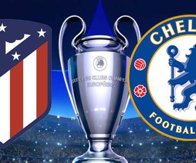 Atletico Madrid Chelsea maçı hangi kanalda, ne zaman, saat kaçta? (Şampiyonlar Ligi maçı)