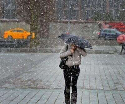 Meteoroloji'den yağış ve çiğ uyarısı
