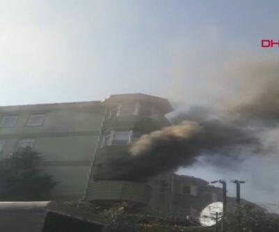 Çılgın Sedat'ın evi yandı