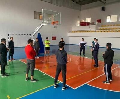 Karaisalı Kaymakamlığı'ndan spor mülakatlarına hazırlanan gençlere hazırlık kursu
