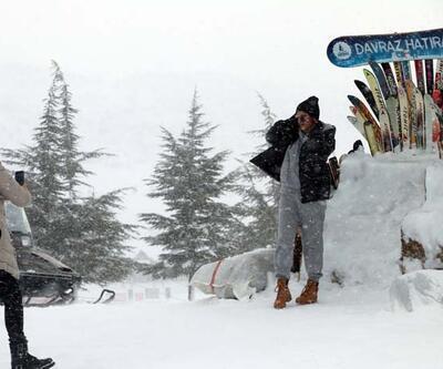 Kış turizminin yükselen değeri Davraz
