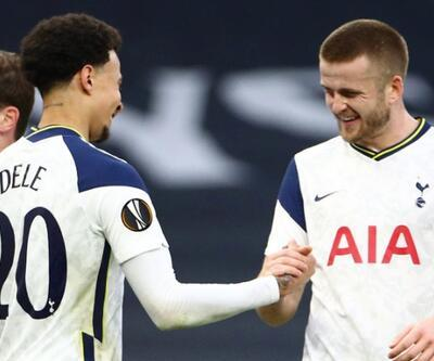 Tottenham Avrupa'da yoluna devam ediyor