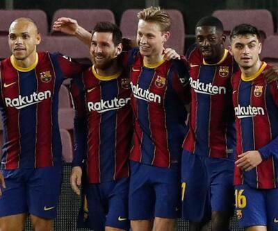 Lionel Messi gol krallığında zirvede