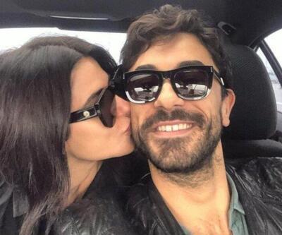 Nesrin Cavadzade-Gökhan Alkan gazetecilerden kaçmaya çalıştı