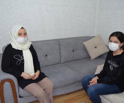 Kaldırımda anneannesini bekleyen Dilek'e yumruklu saldırı