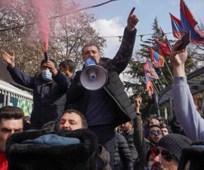 """AB'den Ermenistan'a """"sükunet"""" çağrısı"""