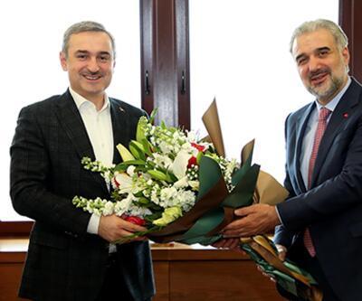 AK Parti İstanbul Teşkilatı'nda devir teslim
