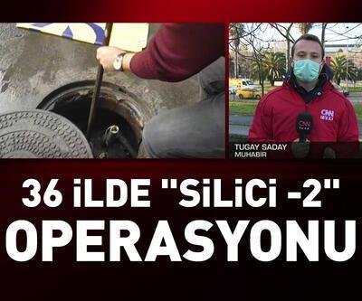 """36 ilde """"Silici -2"""" operasyonu"""