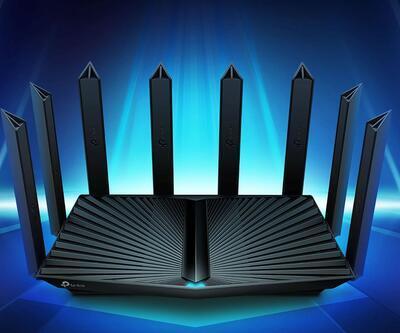 Sekiz antenli WiFi canavarı