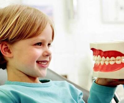 Çocuklarda diş travmasına dikkat