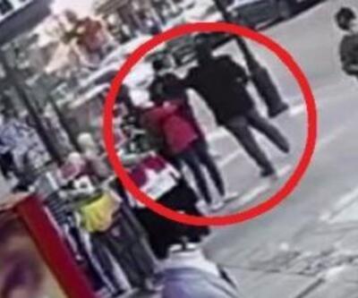 13 yaşındaki Dilek'e kaldırımda yumruk atan saldırgan, adli kontrolle serbest