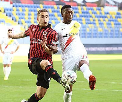 Gençlerbirliği - Yeni Malatyaspor: 1-1