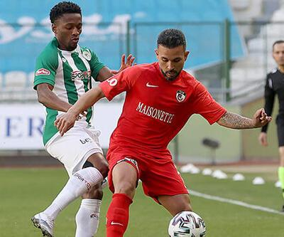 Konyaspor - Gaziantep FK: 0-0