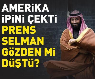 ABD, Prens Selman'ın ipini çekti!