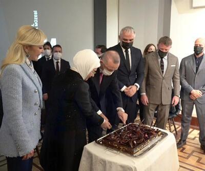 Yıldızlardan Cumhurbaşkanı Erdoğan'a sürpriz