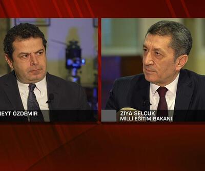 Milli Eğitim Bakanı Ziya Selçuk, 5N1K'da Cüneyt Özdemir'in sorularını yanıtladı