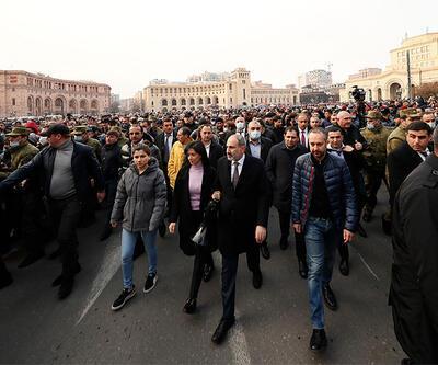 Ermenistan'daki darbe girişimi sahte miydi?