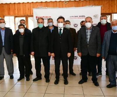 Elbistan'da pandemi sonrası ekonomi için atılacak adımlar masaya yatırıldı