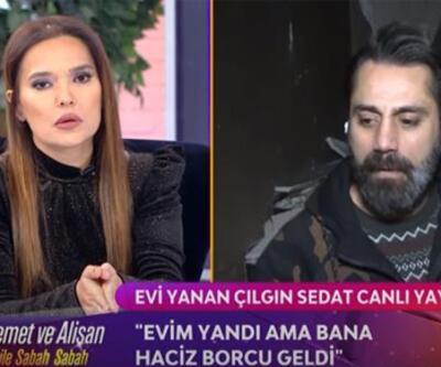 'Çılgın Sedat'ın haciz borçlarını biz kapatıyoruz'
