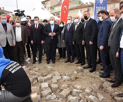 Yenişehir'i spor kenti yapacağız