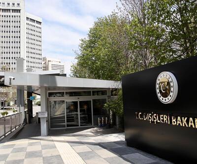 Son dakika... İran'ın Ankara Büyükelçisi, Dışişleri Bakanlığı'na çağrıldı