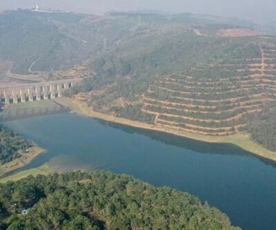 İstanbul barajlarında doluluk 7 ayın zirvesinde