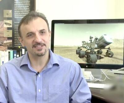 NASA'da bir Türk... Prof. Dr. Açıkmeşe Türkiye'ye katkı sağlamak istiyor