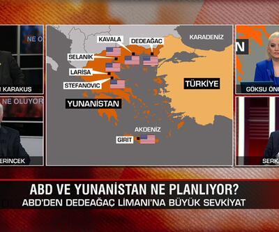 ABD ile F-35 ve S-400'de nasıl yol alınacak? ABD ve Yunanistan ne planlıyor? ABD'nin Türkiye planı ne? Ne Oluyor?'da ele alındı
