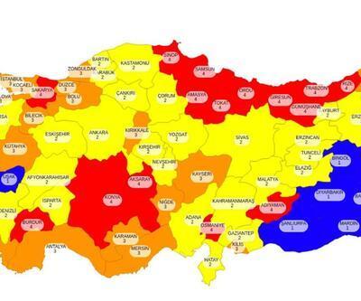 İl il normalleşmenin yol haritası! Hangi şehir hangi kategoride?