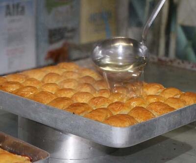 Adıyaman'da yeni lezzet; bademli baklava