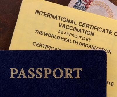 Avrupa'da aşı pasaportu hazırlığı