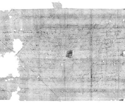 Hollanda'da 300 yıl önce şifreli katlanmış mektubun gizemi çözüldü