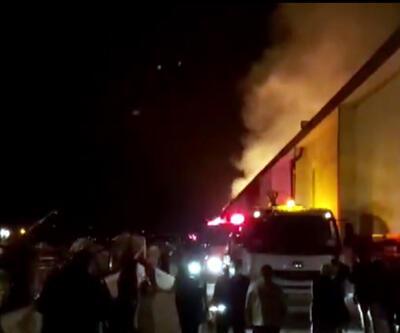 Son dakika haberi: Tekstil fabrikasında korkutan yangın