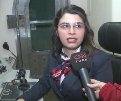 Metrolar kadınlara emanet