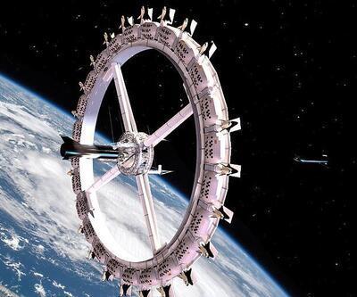 İlk uzay oteli, ziyaretçilerini 2027'de ağırlayacak