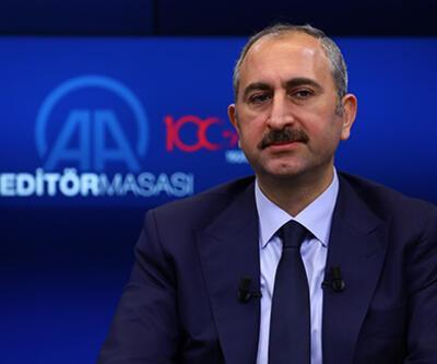 Adalet Bakanı Gül'den İnsan Hakları Eylem Planı açıklaması