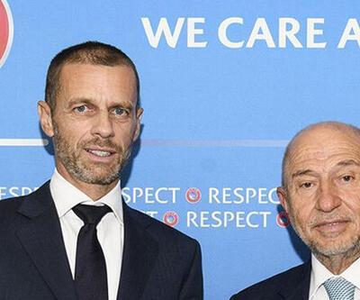 UEFA'dan Türkiye çıkarması!