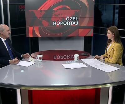 AK Parti Genel Başkanvekili Numan Kurtulmuş, CNN TÜRK'te gündemi değerlendirdi