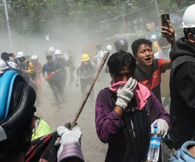 Myanmar'da darbe ve kaos