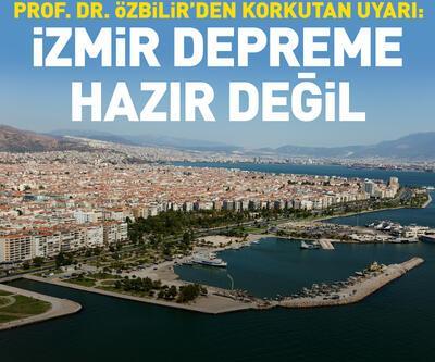 İzmir depreme hazır değil