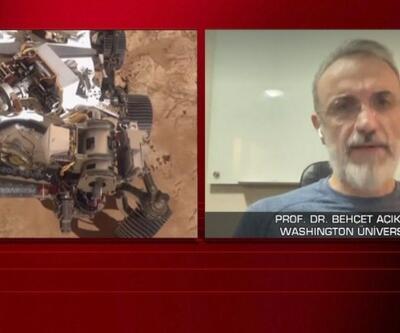 NASA'nın Mars'a giden robotuna Türk imzası