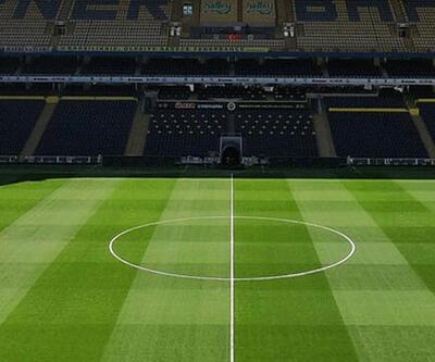 Son dakika... Fenerbahçe zeminin son durumunu paylaştı