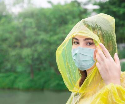 Soğuk havada nemlenen maskeyi hemen değiştirin! Çünkü...