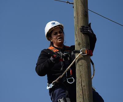Kesintisiz elektrik için sahadalar
