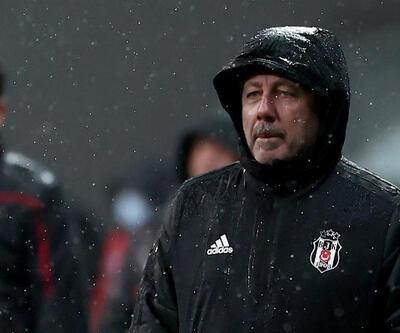 Beşiktaş'ta Sergen Yalçın cezalı duruma düştü!