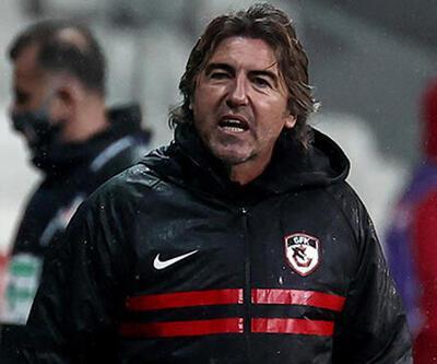 Sa Pinto: Gol Beşiktaş'a gökten inmiş gibi geldi