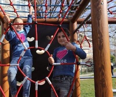 Temalı oyun grupları oluşturuldu, parklar yenilendi
