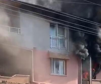 İki yaşındaki ikizler yangında öldü