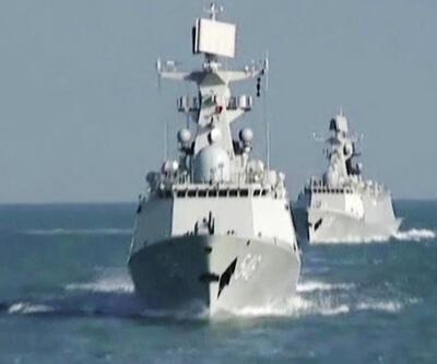 Dünyanın en büyük donanması artık Çin'e ait